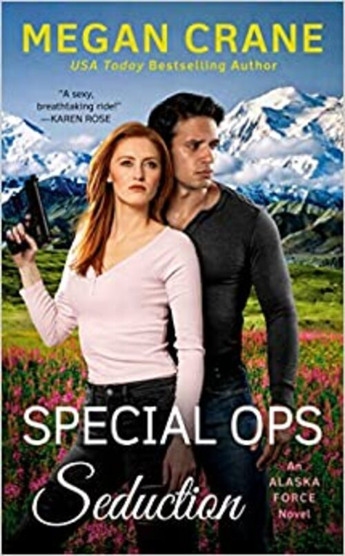 Special Ops Seduction by Megan Crane