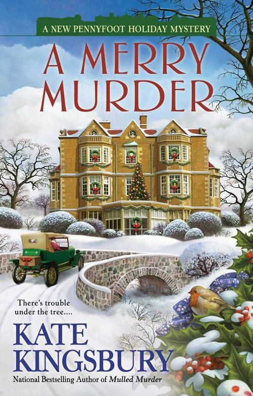 A Merry Murder by Kate Kingsbury