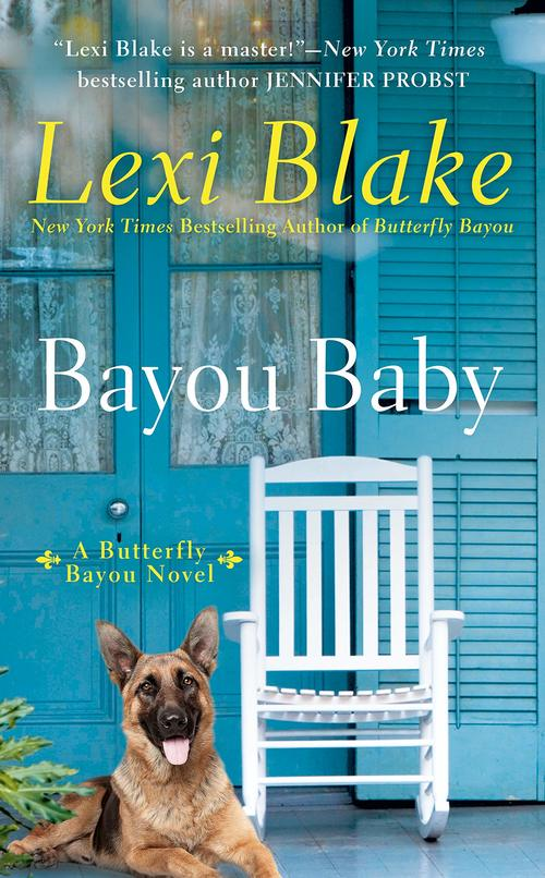 Bayou Baby by Lexi Blake