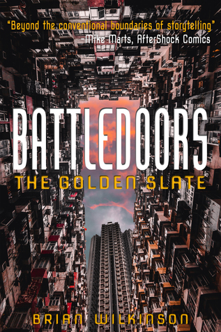 Battledoors: The Golden Slate