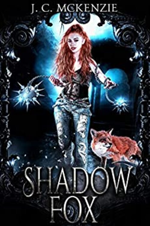 Shadow Fox by J.C. McKenzie