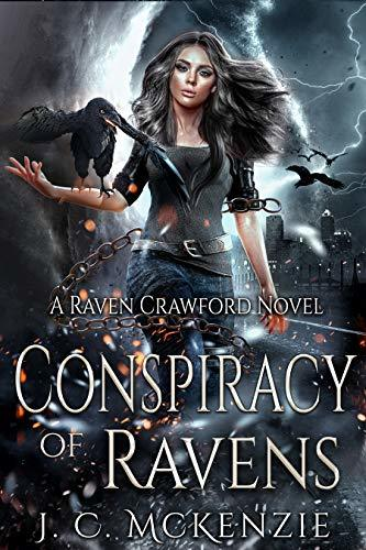 Conspiracy of Ravens by J.C. McKenzie