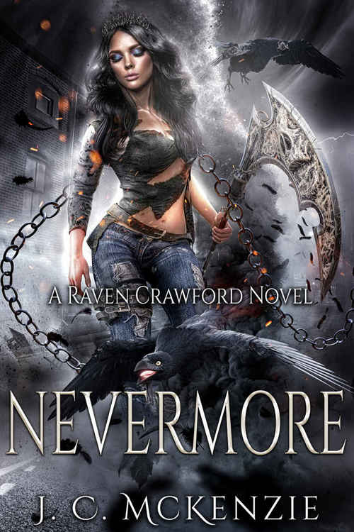 Nevermore by J.C. McKenzie