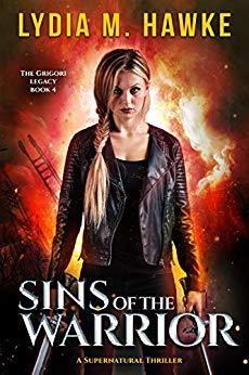 SINS OF THE WARRIOR: A SUPERNATURAL THRILLER