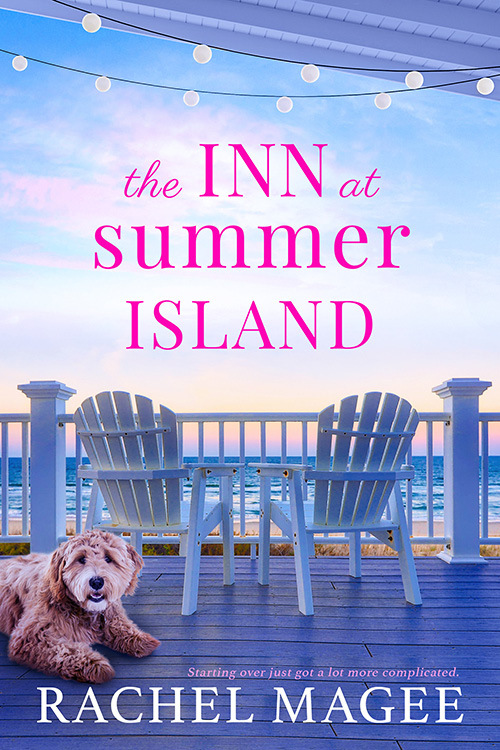 The Inn at Summer Island by Rachel Magee