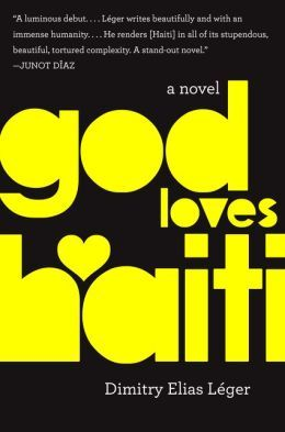 God Love Haiti by Dimitry Elias Leger