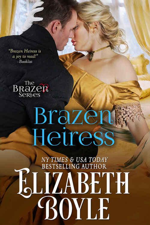 BRAZEN HEIRESS