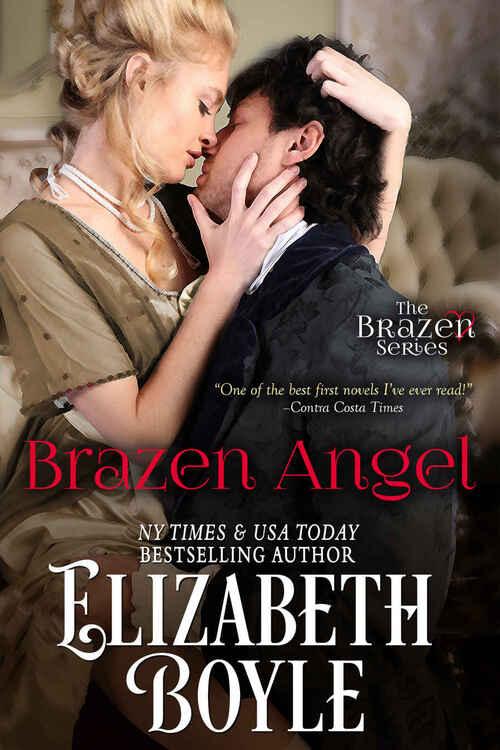 Brazen Angel by Elizabeth Boyle