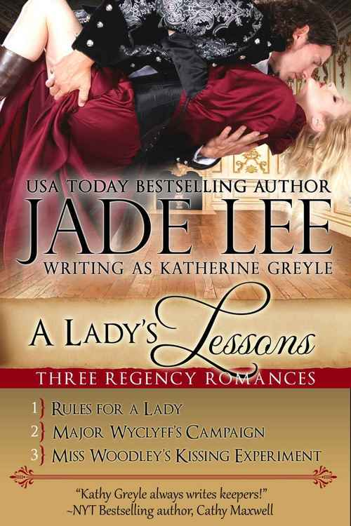 A Lady's Lessons by Jade Lee