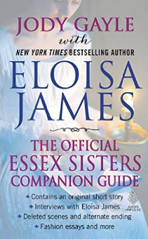 The Official Essex Sisters Companion Guide by Jody Gayle
