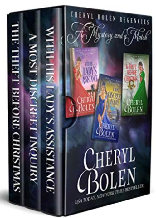Cheryl Bolen Regencies: A Mystery and Match by Cheryl Bolen