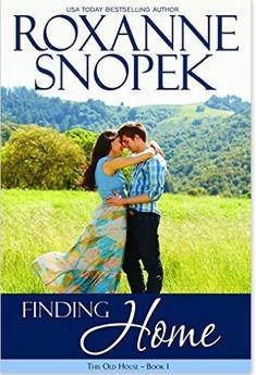 Finding Home by Roxanne Snopek