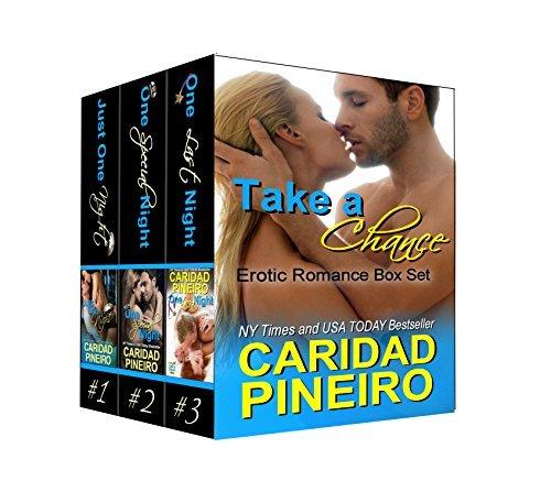 Take a Chance Volume 1 Military Romance Box Set by Caridad Pineiro