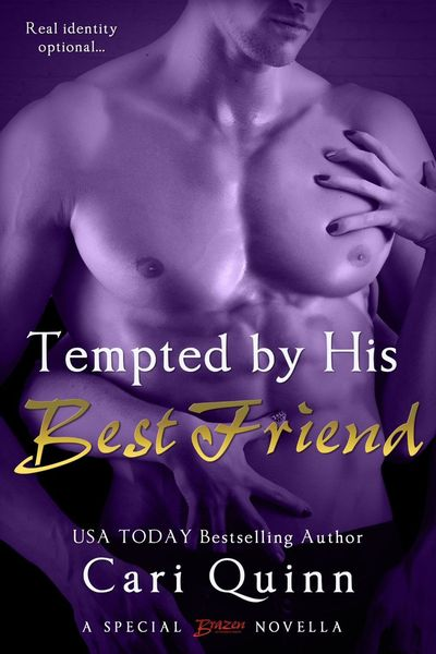 Tempted By His Best Friend by Cari Quinn
