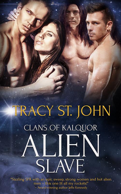 Alien Slave by Tracy St. John