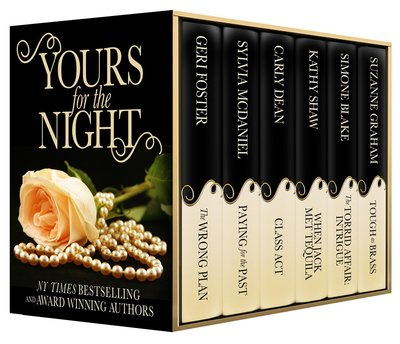 Yours For The Night by Geri Foster
