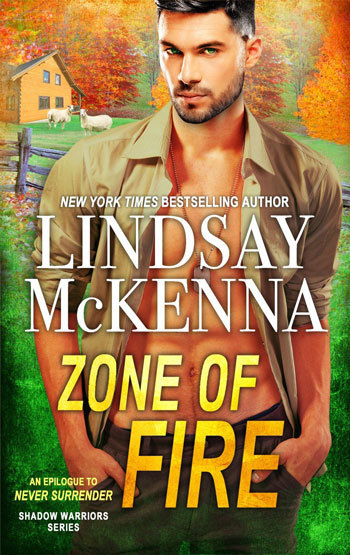 Zone of Fire by Lindsay McKenna