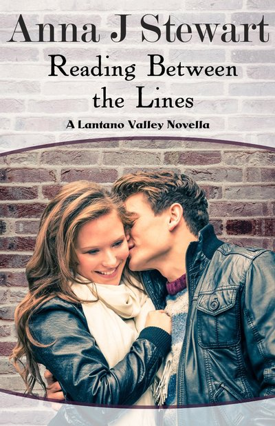 Reading Between the Lines by Anna J. Stewart