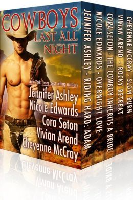 Cowboys Last All Night by Jennifer Ashley