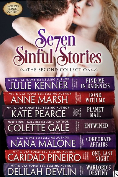 Seven Sinful Stories by Delilah Devlin