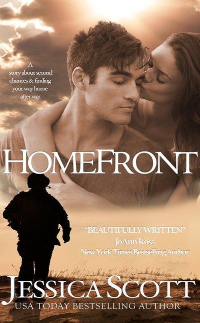 Homefront by Jessica Scott