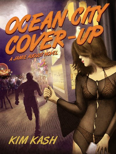 Ocean City Cover-Up by Kim Kash