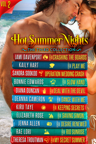 Hot Summer Nights, Vol. 2 by Elizabeth Rose