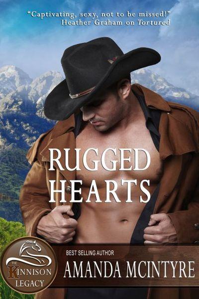 Rugged Hearts by Amanda McIntyre