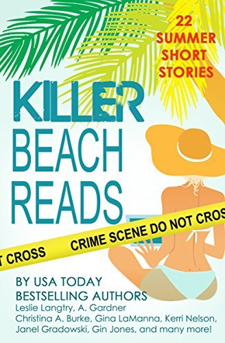 Killer Beach Reads: mystery & romance short story collection by Kerri Nelson