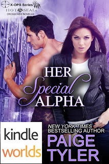 HER SPECIAL ALPHA