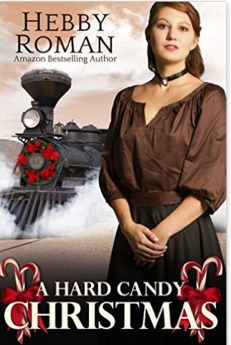 A Hard Candy Christmas by Hebby Roman