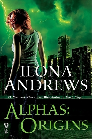 Alpha: Origins by Ilona Andrews
