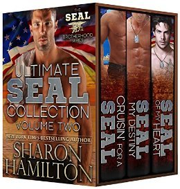 Ultimate SEAL Collection Book 2: SEAL Brotherhood (UItimate SEAL Collection) by Sharon Hamilton