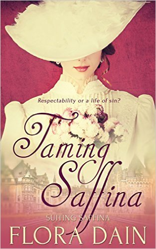 Taming Saffina by Flora Dain