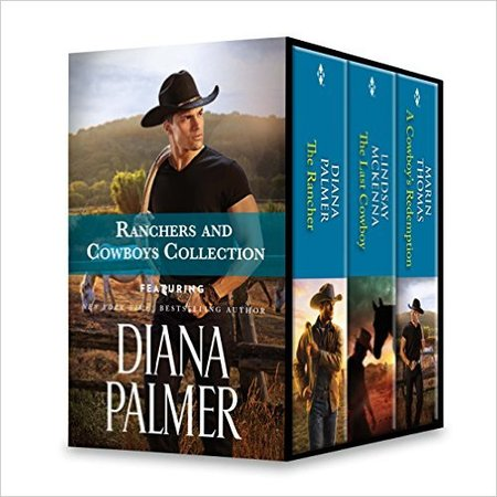 Ranchers and Cowboys Collection by Lindsay McKenna
