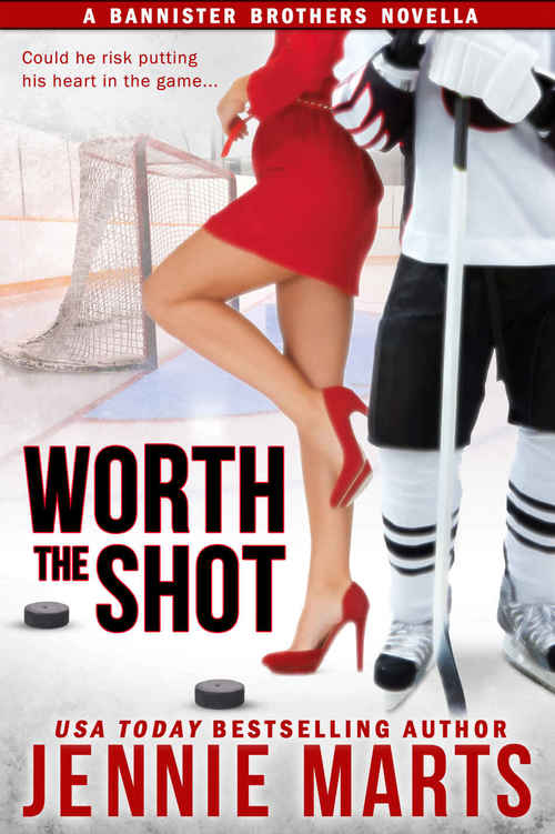 Worth The Shot by Jennie Marts