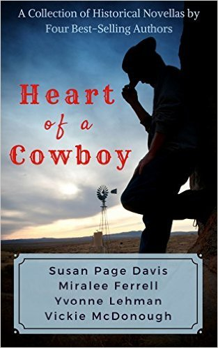 Heart of a Cowboy by Susan Page Davis