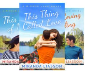 Mirror Lake - Three Book Series by Miranda Liasson