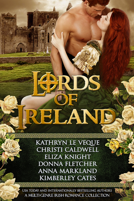 Lords of Ireland by Kimberly Cates