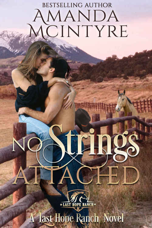 No Strings Attached by Amanda McIntyre