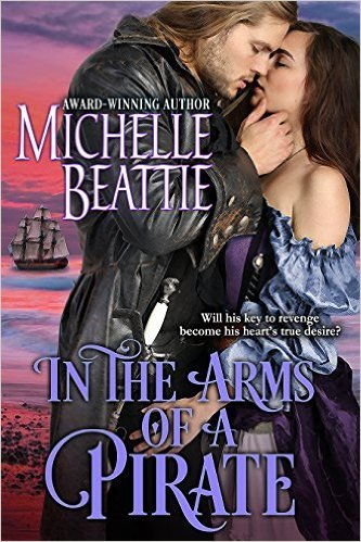 In The Arms of a Pirate by Michelle Beattie