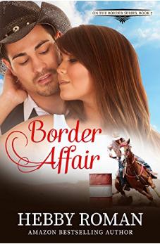 Border Affair by Hebby Roman