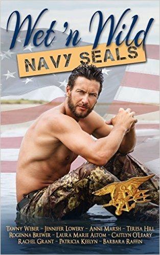 Wet 'n Wild Navy SEALs by Rogenna Brewer