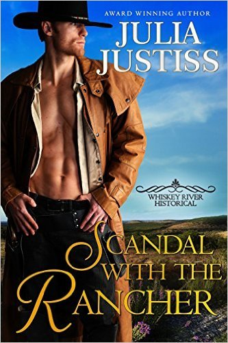 Scandal with the Rancher by Julia Justiss