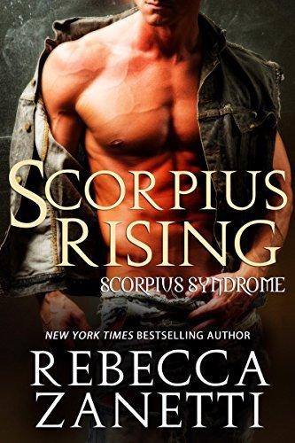 Scorpious Rising by Rebecca Zanetti
