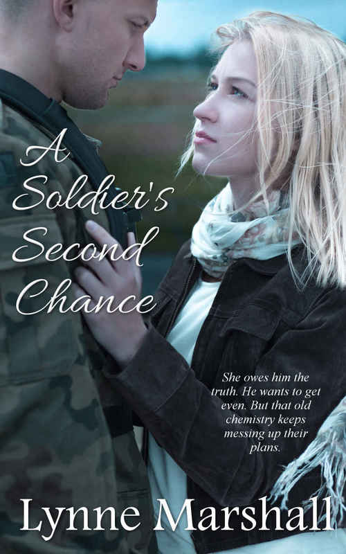 A Soldier's Second Chance by Lynne Marshall