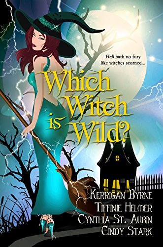 Which Witch is Wild? by Cynthia St. Aubin