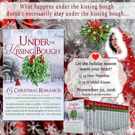 Under the Kissing Bough by Barbara Devlin & Colleagues