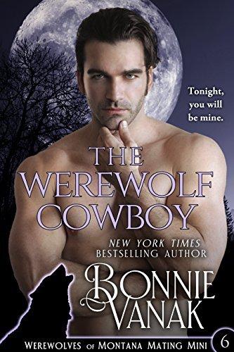 The Werewolf Cowboy by Bonnie Vanak