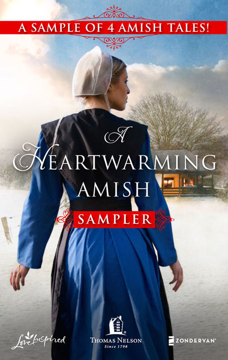A Heartwarming Amish Sampler by Patricia Davids